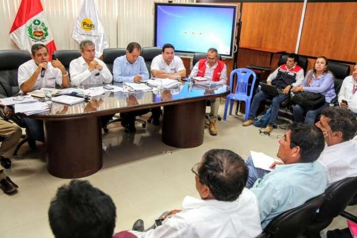 Reconstrucción de la infraestructura agraria en Piura se inicia en agosto
