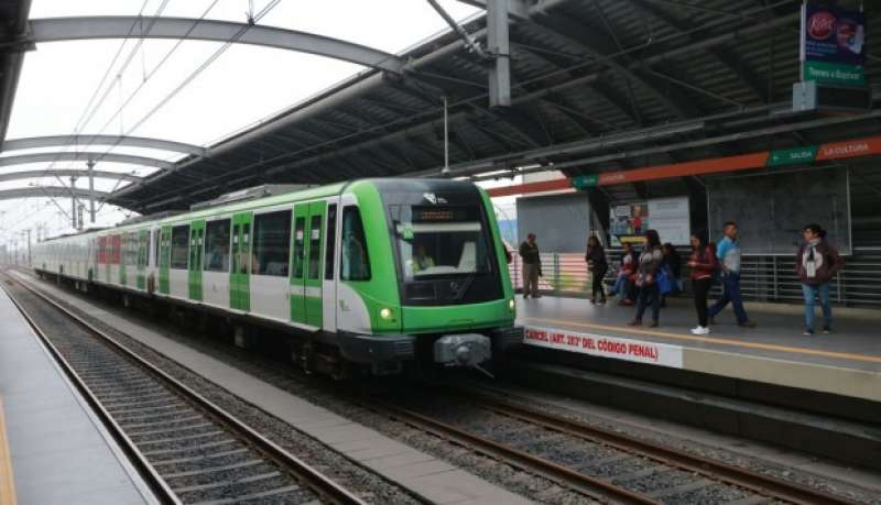 MTC: obras de Línea 2 del Metro de Lima tienen un avance del 20%