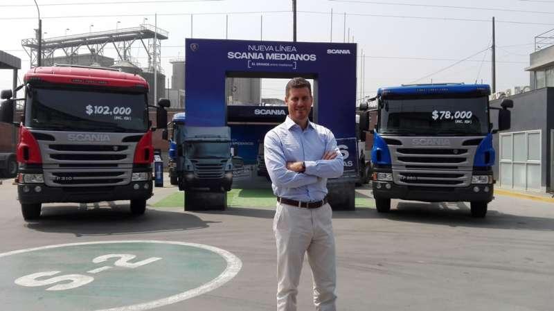 """""""Scania: el grande entre medianos"""""""