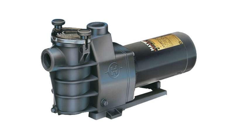 HYDREX - BOMBA HAYWARD DE 1 HP MOD. MAX FLO MONO
