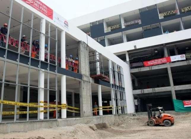Minsa exhorta a concesionaria culminar construcción del hospital de Lima Este-Vitarte