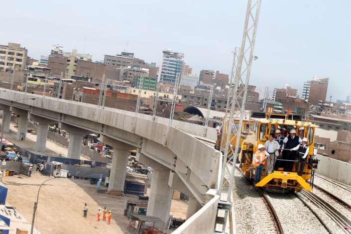 Autorizan transferencia de S/ 7.3 millones a ProInversión para estudios de Línea 4 del Metro de Lima