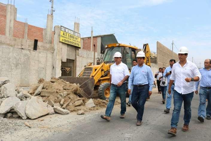 Minagri anuncia 67 obras de rehabilitación en región La Libertad