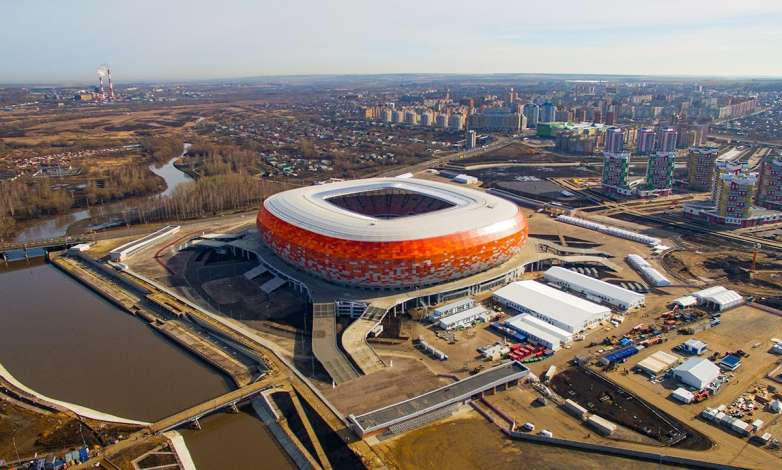 Mordovia Arena: Conoce el primer estadio donde Perú jugará en el mundial