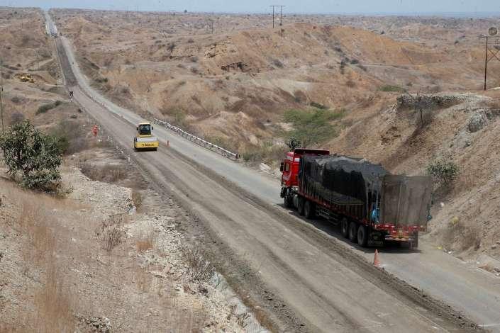 ARCC anuncia culminación de las carreteras Catacaos – Sechura - Óvalo Bayovar, la Sullana – Talara por  más de S/ 75 millones.