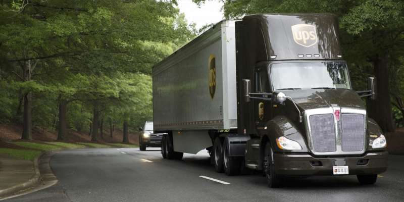 Kenworth y UPS se asocian para el programa SuperTruck II