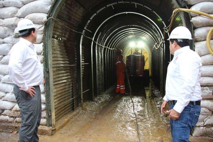 Con proyecto de riego llevarán agua a 5,000 hectáreas en Amazonas