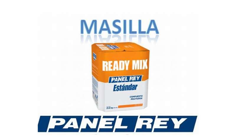 JOGASA IMPORT - Masilla Ready MIx