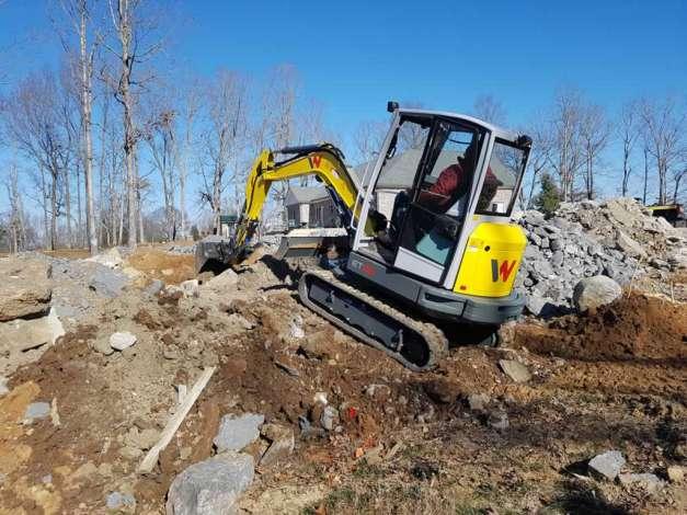 Wacker Neuson: dos nuevas excavadoras en la categoría de 3,5 toneladas