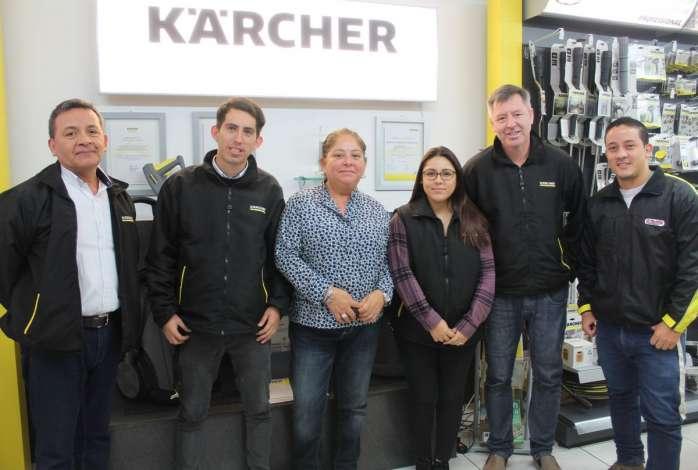Karcher Center Chacarilla proyecta crecimiento de 30% en segundo semestre de este año