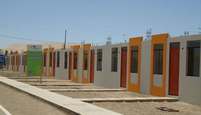 MVCS: Viviendas sociales tendrán dos dormitorios