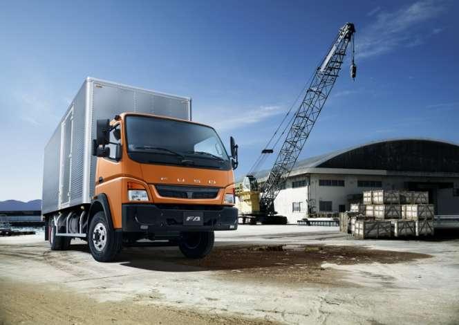 FUSO se consolida como la marca número uno en venta de camiones en el primer semestre de 2018