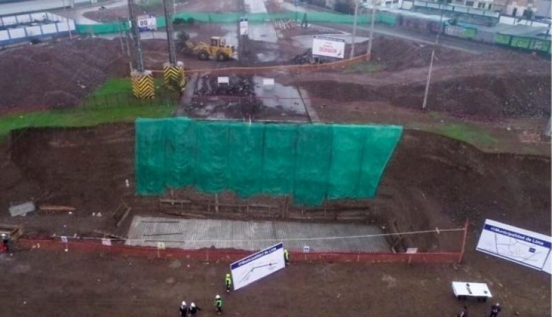 Av. Circunvalación: Municipalidad de Lima inicia construcción del puente Arriola