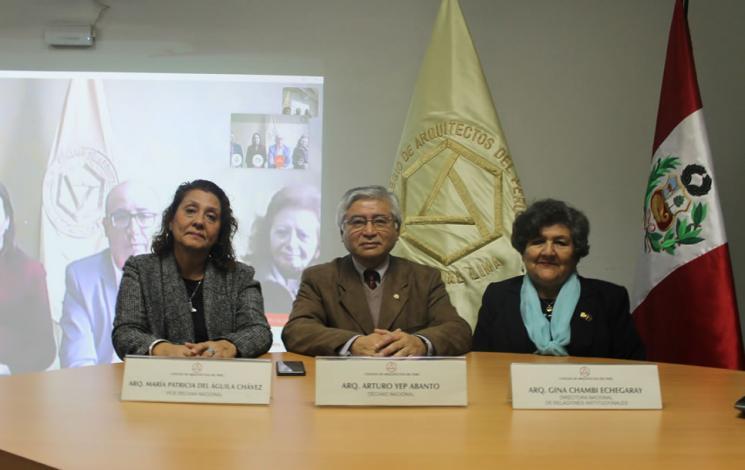 CAP Y RAGA anuncian XXIV Congreso de la  RAGA - Perú