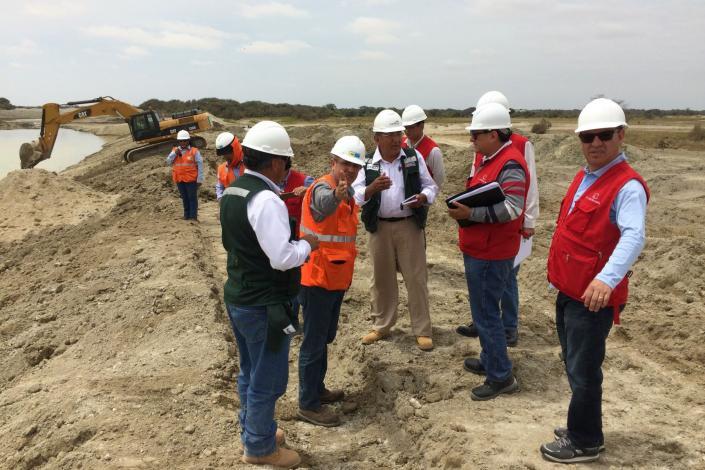 Contraloría detecta riesgo en conformidad a pago por descolmatación del río Piura