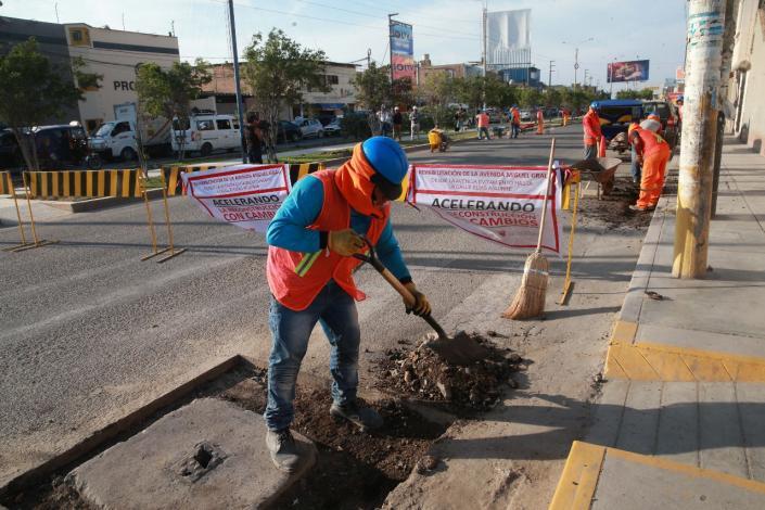 Región Cajamarca recibe cerca de S/ 45 millones para reconstrucción de 31 pistas, veredas y puentes