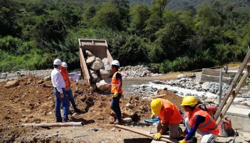 MEF transfiere S/51,8 millones para financiar 36 obras de reconstrucción