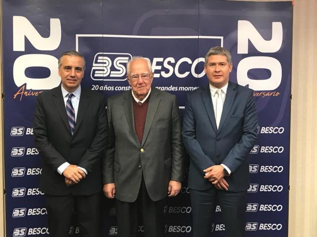 En 20 años BESCO ha construido más de 1 millón de m² y ha entregado más de 10,000 departamentos