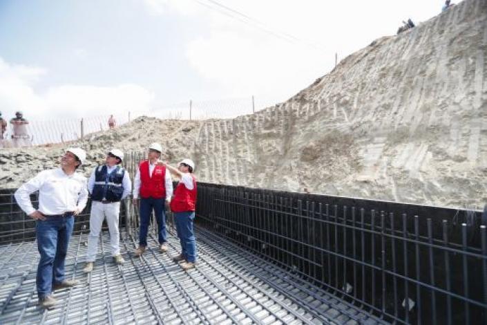 ARCC: reconstruirán 32 obras de infraestructura de Tumbes afectadas por El Niño costero