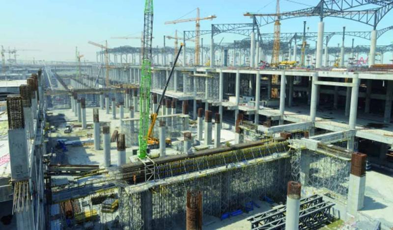 Creación de un nuevo aeropuerto para Estambul