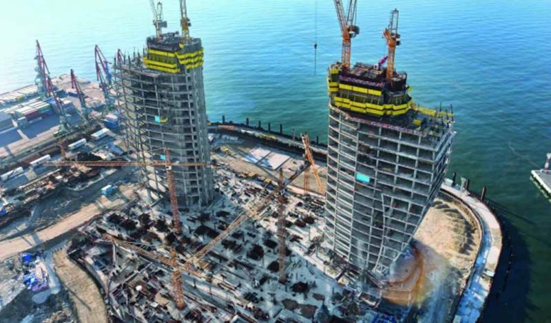 Nuevo hito en Bakú: el hotel de lujo La Luna