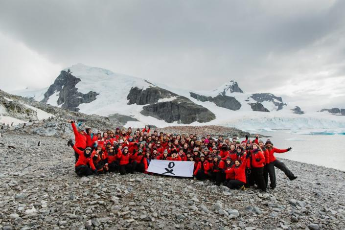 Acciona auspicia programa Homeward Bound para expedición de científicas a la Antártida  por el cambio climático