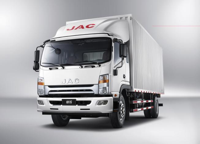 Conozca al HFC 1120, el favorito de los clientes de JAC