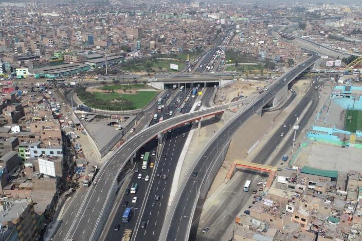 Finalizaron los trabajos de construcción en el viaducto Caquetá