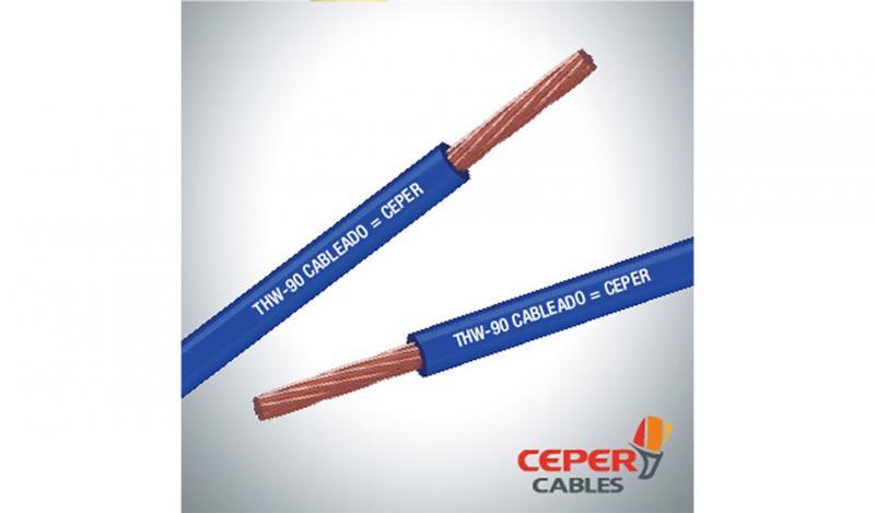 CEPER CABLES - THW-90 CABLEADO