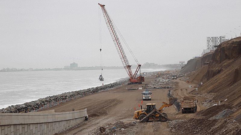 Costa Verde del Callao: hoy reinician trabajos para terminar obra