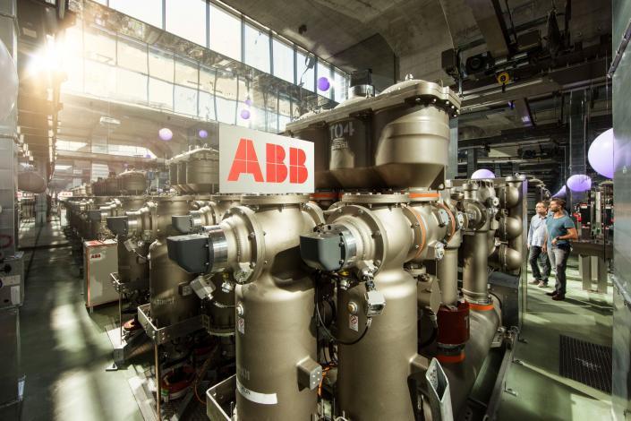 ABB gana pedido de US$40 millones para construir subestación ecoeficiente en Alemania