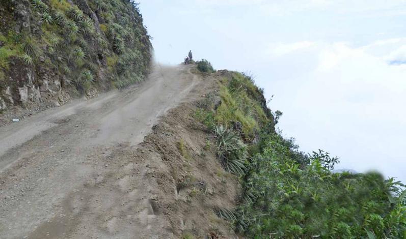 Este viernes se inicia la carretera Canchaque – Huancabamba