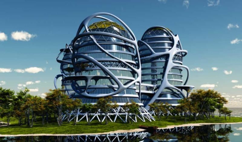 El futuro del diseño de edificios en 5 minutos o menos