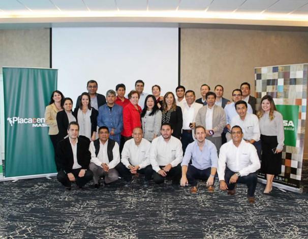 Masisa realizó exitoso encuentro con socios de la red  de Placacentros Masisa Perú