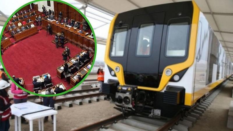 Declaran como interés nacional la construcción del Tren de Cercanías