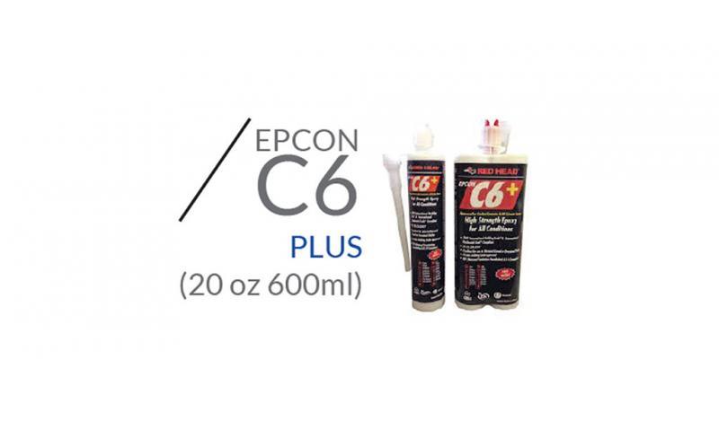 CDV INGENIERÍA ANTISÍSMICA - Anclaje Químico Epcon C6