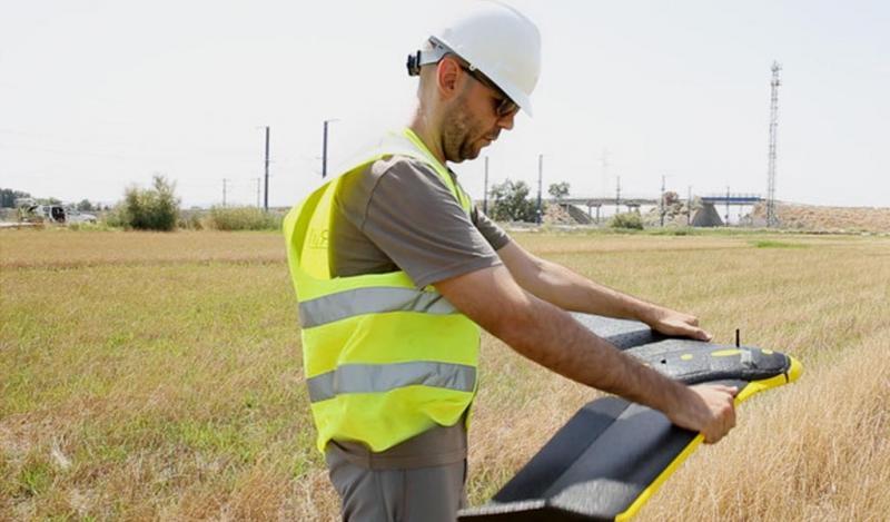 Adopte la Revolución Tecnológica incorporando Drones a su flujo de trabajo.