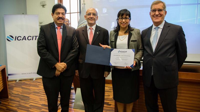 Carreras de Ingeniería de la Universidad de Piura obtienen importante acreditación internacional