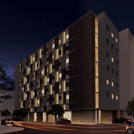 HV Contratistas inició la construcción del Hotel Ibis Budget Miraflores