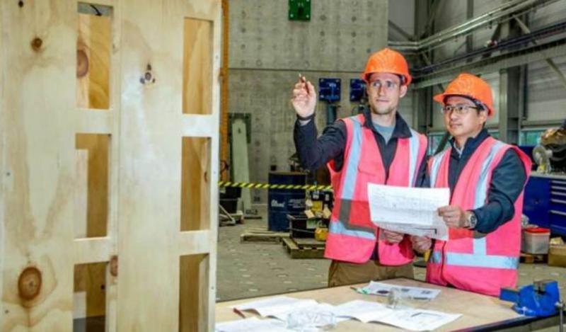 Explorando el potencial de los edificios altos de madera