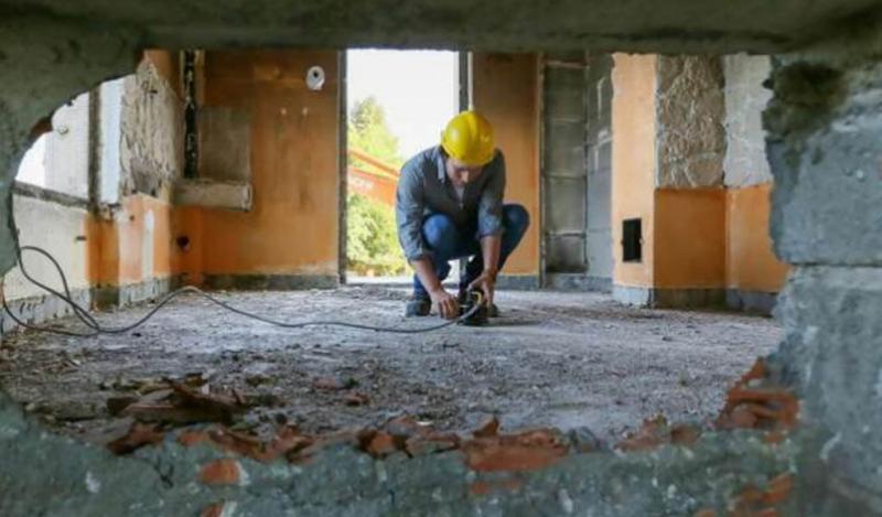 Nuevo método para determinar la seguridad de los edificios después de un terremoto