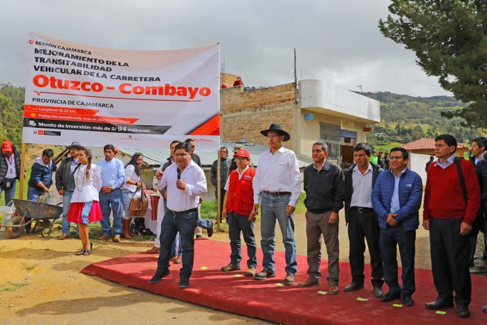 Presidente Vizcarra anuncia el impulso de 15 grandes proyectos de irrigación en regiones del Perú