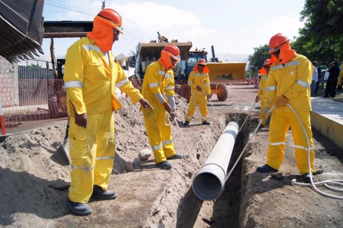 San Martín y ACCIONA AGUA se adjudican importante proyecto para Antamina