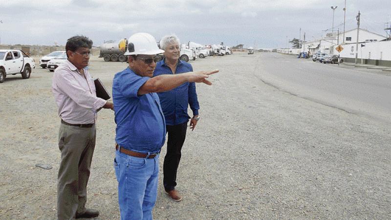 Petroperú se obliga a construir autopista para ciudad de Talara