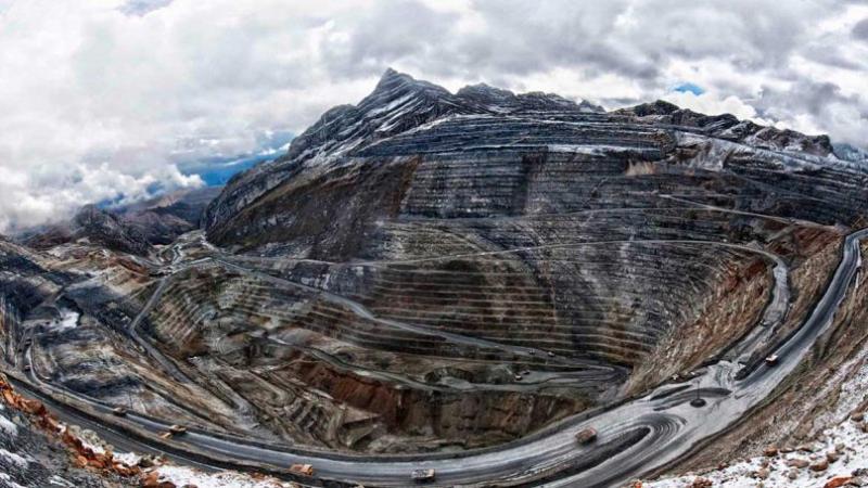 ACCIONA expande su negocio al sector minero de Perú mediante contrato para compañia minera Antamina