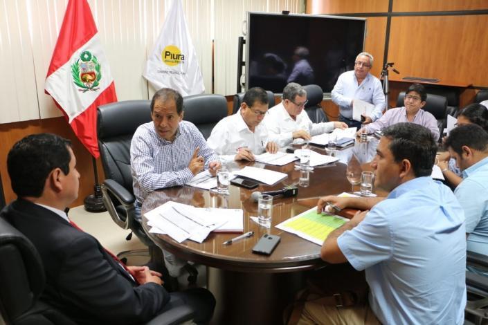 ARCC: Rehabilitación de avenida Guardia Civil en Piura terminará en aproximadamente doce días