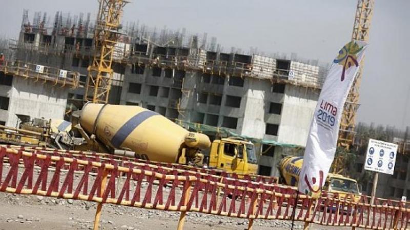 Despacho nacional de cemento registra alza de 9.5% en enero