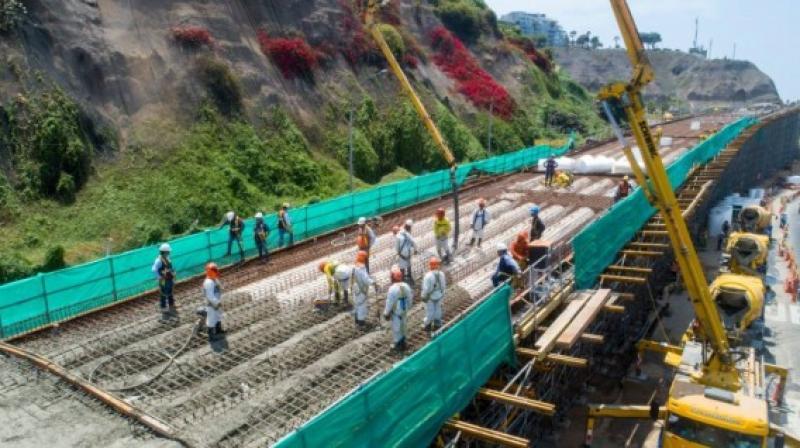 Malecón de la Costa Verde: ¿Por qué las obras se encuentran detenidas a un 80% de su avance?
