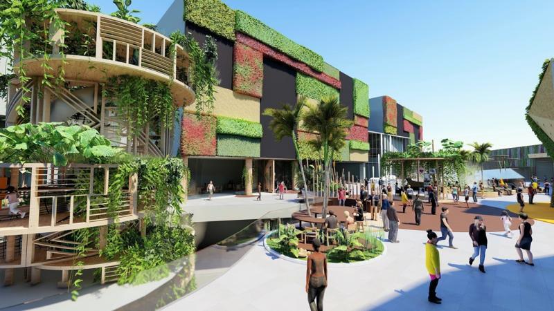 MALL AVENTURA iniciará este año la construcción de tres nuevos y modernos centros comerciales