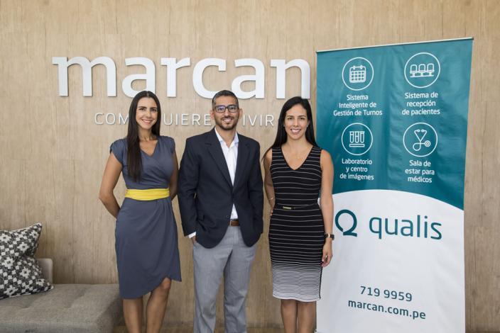 Inmobiliaria y Constructora MARCAN presenta QUALIS